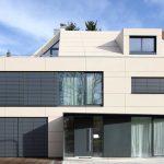 Haus am Westpark Vorderansicht Tragwerksplanung München Teuteberg Ingenieure