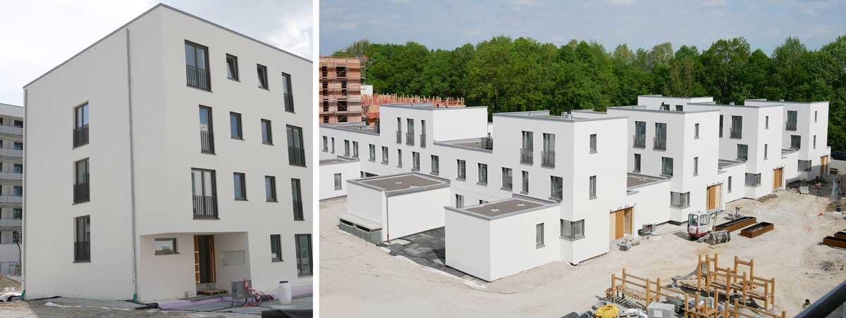 Ausführungsplanung München, Pep West